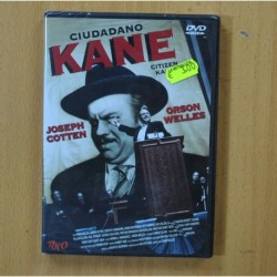 CIUDADANO KANE - DVD