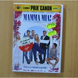 MAMMA MIA - IDIOMA FRANCES / INGLES - DVD