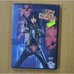 ALICE COOPER - TRASHES THE WORLD - DVD