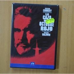 LA CAZA DEL OCTUBRE ROJO - DVD
