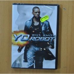YO ROBOT - DVD
