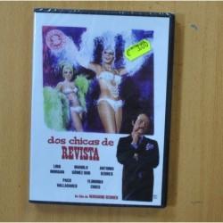 DOS CHICAS DE REVISTA - DVD