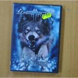 SONATA ARTICA - FOR THE SAKE OF REVENGE - DVD