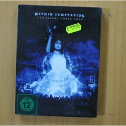 WITHIN TEMPTATION - THE SILENT FORGE TOUR - DVD