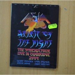 SPIRIT OF THE NIGHT - THE PHOENIX TOUR LIVE IN CAMBRIDGE 2009 - DVD