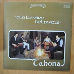 TAHONA - A LA LUMBRE DEL PORTAL - LP