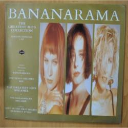 BANANARAMA - THE GREATEST HITS COLLECTION - 2 LP