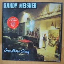 RANDY MEISNER - ONE MORE SONG - LP