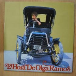 OLGA RAMOS - LA HORA DE OLGA RAMOS - GATEFOLD - LP