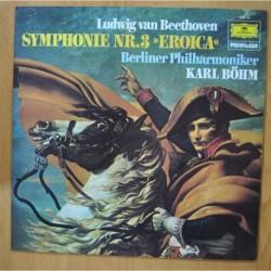 BEETHOVEN - SYMPHONIE NR 3 EROICA - LP