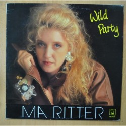 MA RITTER - WILD PARTY - LP