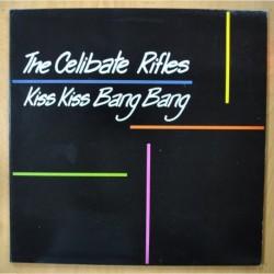 THE CELIBATE RIFLES - KISS KISS BANG BANG - GATEFOLD - LP