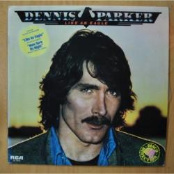 DENNIS PARKER - LIKE AN EAGLE - PROMO - LP