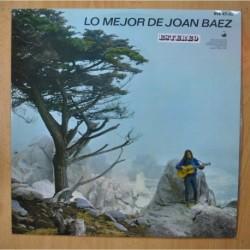 JOAN BAEZ - LO MEJOR DE - LP