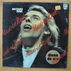 JACQUES BREL - DISCO DE ORO - LP