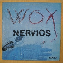 WOX - NERVIOS - LP