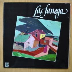 LA FANEGA - LA FANEGA - GATEFOLD - LP
