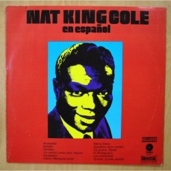 NAT KING COLE - EN ESPAÑOL - LP