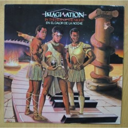 IMAGINATION - IN THE HEAT OF THE NIGHT - LP