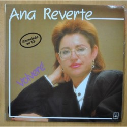 ANA REVERTE - VOLVERE - LP
