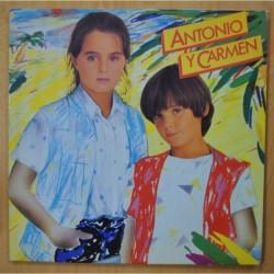 ANTONIO Y CARMEN - ANTONIO Y CARMEN - GATEFOLD - LP