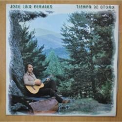 JOSE LUIS PERALES - TIEMPO DE OTOÑO - LP