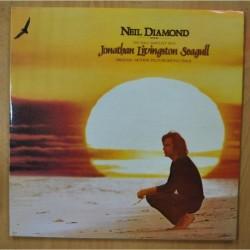 NEIL DIAMOND - JONATHAN LIVINGSTON SEAGULL - GATEFOLD - LP