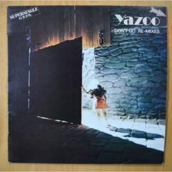 YAZOO - DON´T GO - MAXI