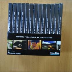 FESTIVAL PUBLICITARIO DE SAN SEBASTIAN - DVD