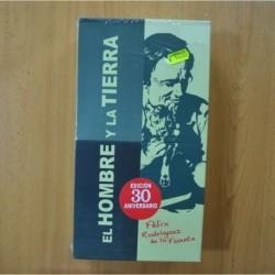 EL HOMBRE Y LA TIERRA - DVD