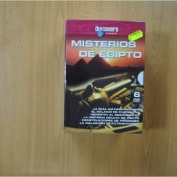 MISTERIOS DE EGIPTO - DVD