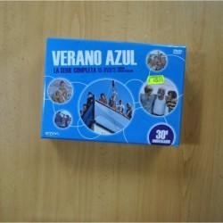 VERANO AZUL - LA SERIE COMPLETA - DVD