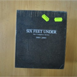 SIX FEET UNDER - THE COMPLETE SERIES 2001 / 2005 ZONA 1 VO - DVD