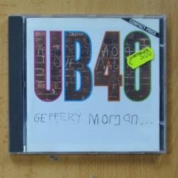 UB40 - GEFFERY MORGAN - CD