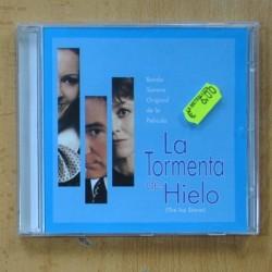 B.S.O. LA TORMENTA DE HIELO - CD