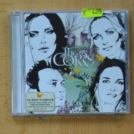 THE CORRS - HOME - CD