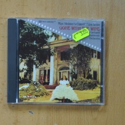 VARIOS - GONE WITH THE WIND - CD