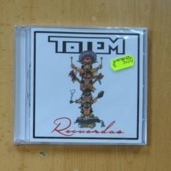 TOTEM - RECUERDAS - CD