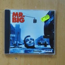 MR BIG - BUMP AHEAD - CD
