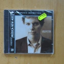 LEO KOTTKE - STANDING IN MY SHOES - CD