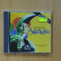 CIQUE DU SOLEIL - SALTIMBANCO - CD