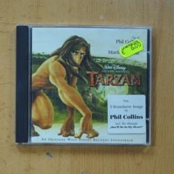 PHIL COLLINS - TARZAN - CD