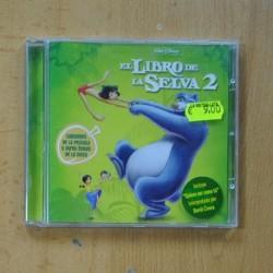 VARIOS - EL LIBRO DE LA SELVA 2 - CD