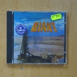 DIMITRI TIOMKIN - GIANT - CD