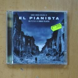 VARIOS - EL PIANISTA - CD