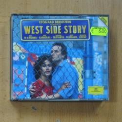 LEONARD BERNSTEIN - WEST SIDE STORY - CD