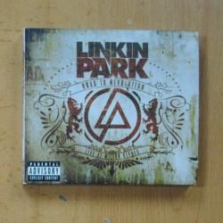 LINKIN PARK - ROAD TO REVOLUTION - CD