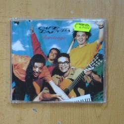 CAFE TACUBA - RAROTONGA - CD SINGLE