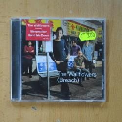 THE WALLFLOWERS - BREACH - CD