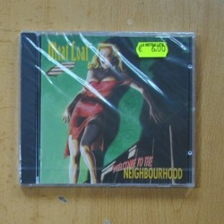 MEAT LOAF - WELCOME TO THE NEIGHBOURHOOD - CD